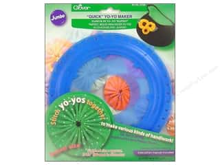 ruler: Clover Quick Yo-Yo Maker 3 1/2 in. Jumbo