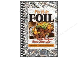 CQ Products Fix It In Foil Book