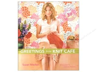 Stewart Tabori & Chang Greetings From Knit Cafe Book