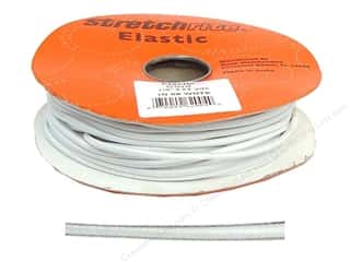 Weekly Specials Singer Thread: Stretchrite Elastic Cord 1/8 in. x 24 yd White (24 yards)