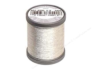 Coats Metallic Thread 125 yd. Silver