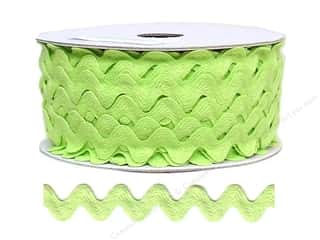 Cheep Trims: Ric Rac by Cheep Trims  11/16 in. Apple (24 yards)