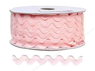 sewing & quilting: Ric Rac by Cheep Trims  11/16 in. Light Pink (24 yards)