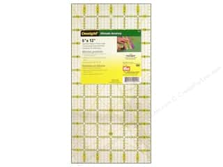 sewing & quilting: Omnigrid Ruler 6 x 12 in.