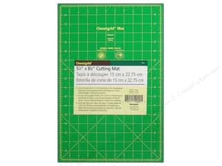 Stock Up Sale Rotary Blades: Omnigrid Cutting Mat 5 7/8 x 8 7/8 in. with 1/2 in. Grid