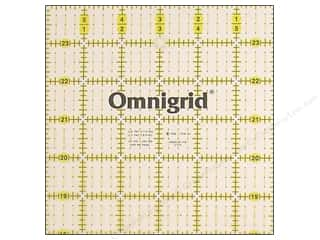 ruler: Omnigrid Ruler 6 1/2 x 24 in.