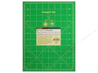Weekly Specials Rotary: Omnigrid Cutting Mat 8 3/4 x 11 3/4 in. with 1 in. Grid