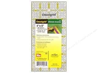 "Weekly Specials Rotary: Omnigrid Rulers 4x8"" with Grid"