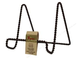 Darice Display Stand 6 in. Twisted Wire Black