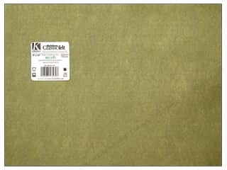 craft & hobbies: Kunin Felt 9 x 12 in. Olive (24 sheets)