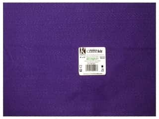 craft & hobbies: Kunin Felt 9 x 12 in. Purple (24 sheets)