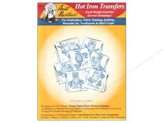 yarn & needlework: Aunt Martha's Hot Iron Transfer #3771 Hooty Owls