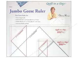 Weekly Specials Omnigrid Rulers: Quilt In A Day Ruler Jumbo Geese Set