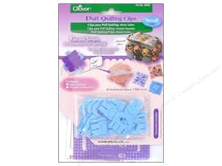 Clover Puff Quilting Clips - Small
