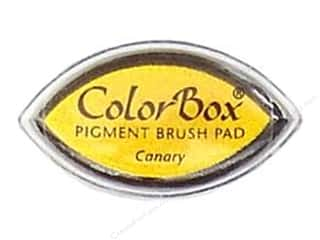 Colorbox Cat's Eye Pigment Inkpad Canary