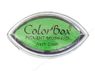 Colorbox Cat's Eye Pigment Inkpad Fresh Green