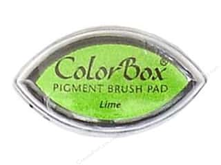 Colorbox Cat's Eye Pigment Inkpad Lime