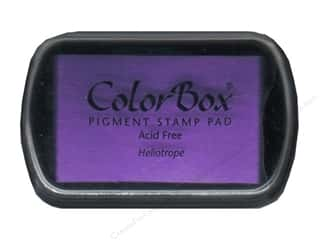 Colorbox Full Size Pigment Inkpad Heliotrope