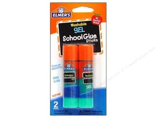 Elmer's Gel School Glue Sticks 2 pc.