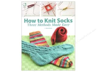 House of White Birches How To Knit Socks Book