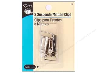 Quilting Clips: Suspender / Mitten Clips by Dritz 2pc.
