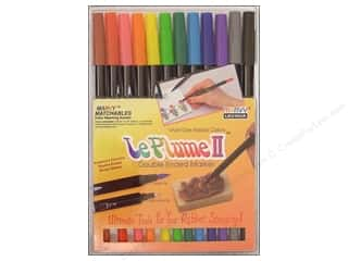 Uchida Le Plume II Pen Set 12 pc. Primary