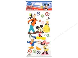 EK Disney Sticker Dimensional Mickey & Friends