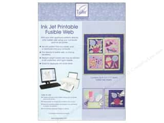 June Tailor Fusible Web 6 pc. Ink Jet Printable