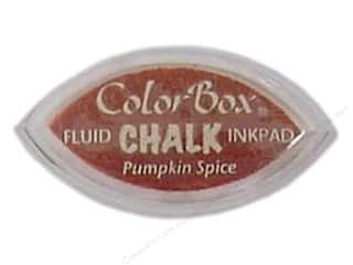 Clearance ColorBox Fluid Chalk Ink Pad Queues: ColorBox Fluid Chalk Ink Pad Cat's Eye Pumpkin Spice