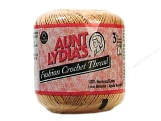 fall sale aunt lydia: Aunt Lydia's Fashion Crochet Thread Size 3 #31 Copper Mist