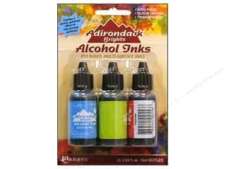 Everything You Love Sale Graphic 45 Paper Pad: Tim Holtz Adirondack Alcohol Ink Kit by Ranger Dockside Picnic
