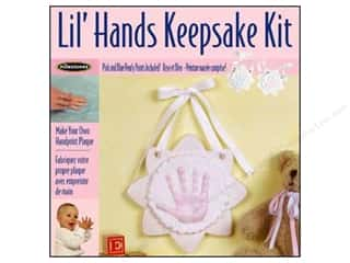 Milestones Lil' Hands Keepsake Kit -  Flower