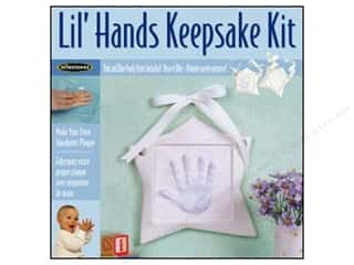 Milestones Lil' Hands Keepsake Kit - Star