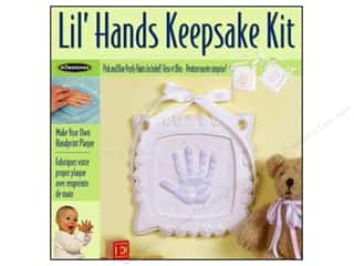 Milestones Lil' Hands Keepsake Kit - Spiral