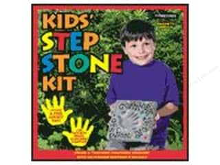 Projects & Kits: Milestones Stepping Stone Kit 8 in. Kids Square