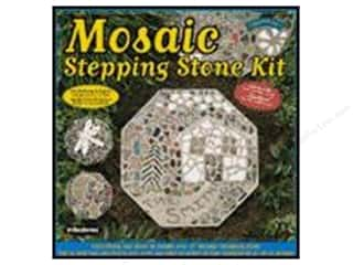Projects & Kits: Milestones Stepping Stone Kit 12 in. Octagon Mosaic