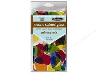 floral & garden: Milestones Mosaic Stained Glass Mix -  Primary Mix