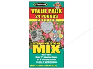 Milestones Premium Stepping Stone Mix 24 lb.