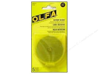 Olfa Replacement Blade 60 mm 5 pc.