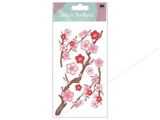 stickers: Jolee's Boutique Stickers Large Together Blossoms