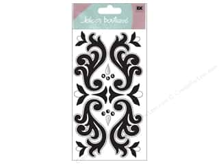 stickers: Jolee's Boutique Stickers Large Beautiful Lace