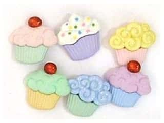 craft & hobbies: Jesse James Dress It Up Embellishments Sweet Treats Glitter