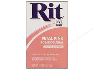 Rit Dye Powder 1 1/8 oz. Petal Pink
