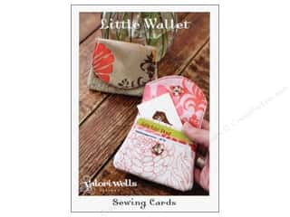 Stitchin' Post Little Wallet Sewing Card Pattern