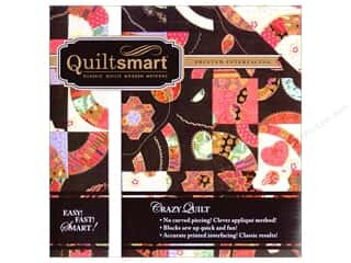 QuiltSmart: QuiltSmart Interfacing Pack Crazy Quilt Snuggler