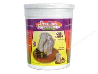 craft & hobbies: Precious Impressions Memory Hands Bucket Kit
