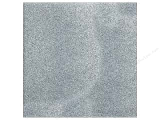 American Crafts 12 x 12 in. Cardstock Glitter Silver (15 sheets)