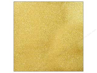 Scrapbooking: American Crafts 12 x 12 in. Cardstock Glitter Gold (15 sheets)