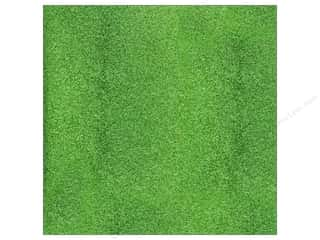 American Crafts 12 x 12 in. Cardstock Glitter Cricket (15 sheets)