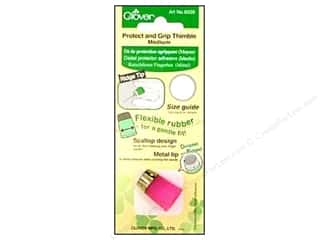thimble: Clover Protect & Grip Thimble - Medium